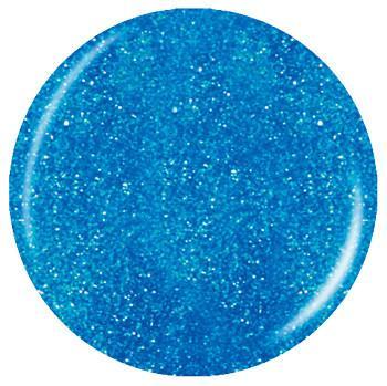 Blue Iguana China Glaze Bright Blue Shimmer Nail Varnish