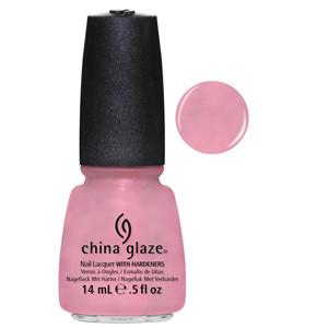 Pink-ie Promise China Glaze Baby Pink Nail Varnish